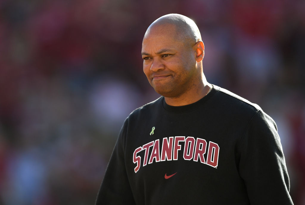 david shaw stanford head coach salary