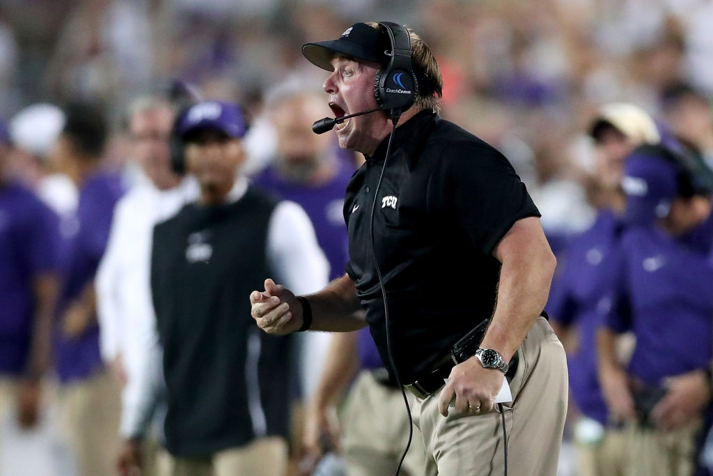 gary patterson tcu head coach salary
