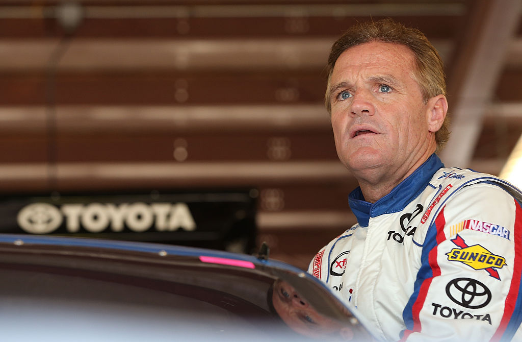 kenny wallace dick trickle