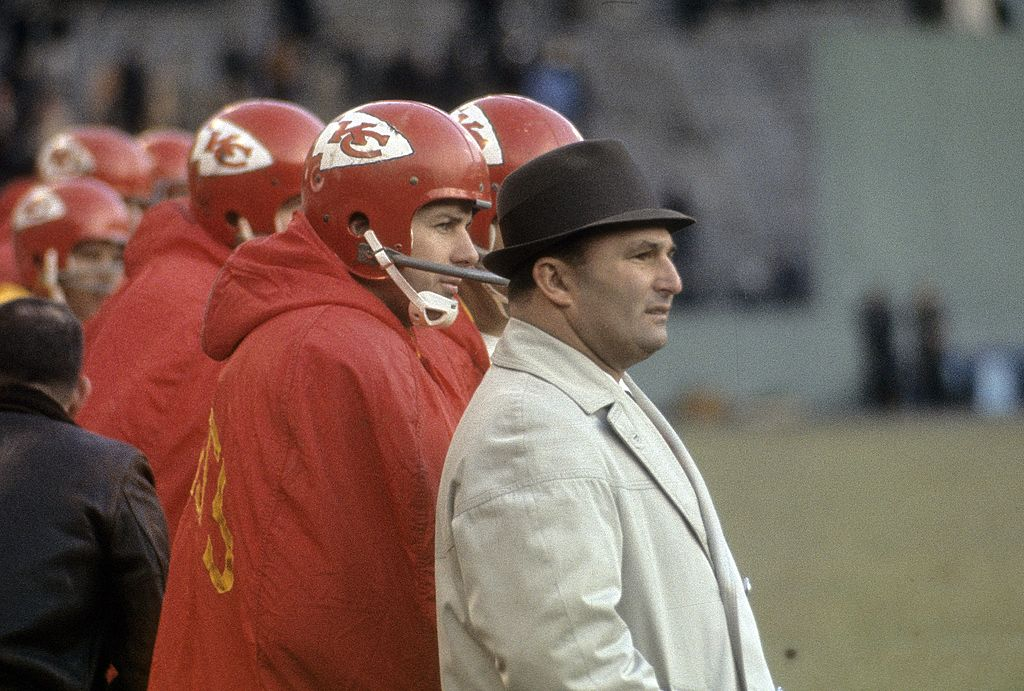 hank stram super bowl head coach kansas city chiefs