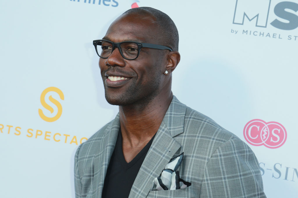 Terrell Owens attends the 33rd Annual Cedars-Sinai Sports Spectacular Gala