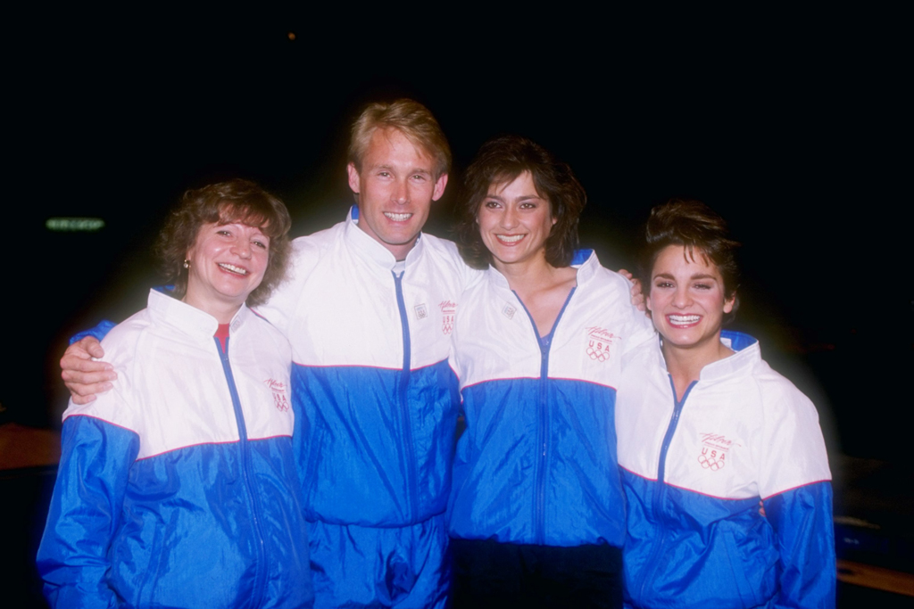 bart conner nadia comaneci and other gymnasts