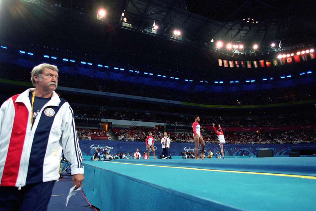 bela karolyi was concerned for nadia comaneci