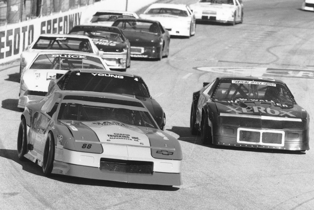 dick trickle mentored other drivers