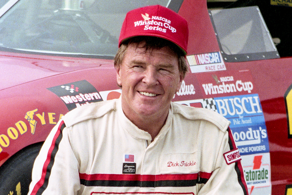 dick trickle near retirement