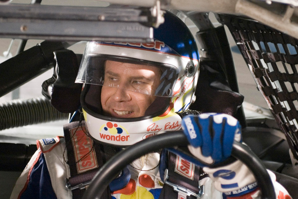 dick trickle ricky bobby