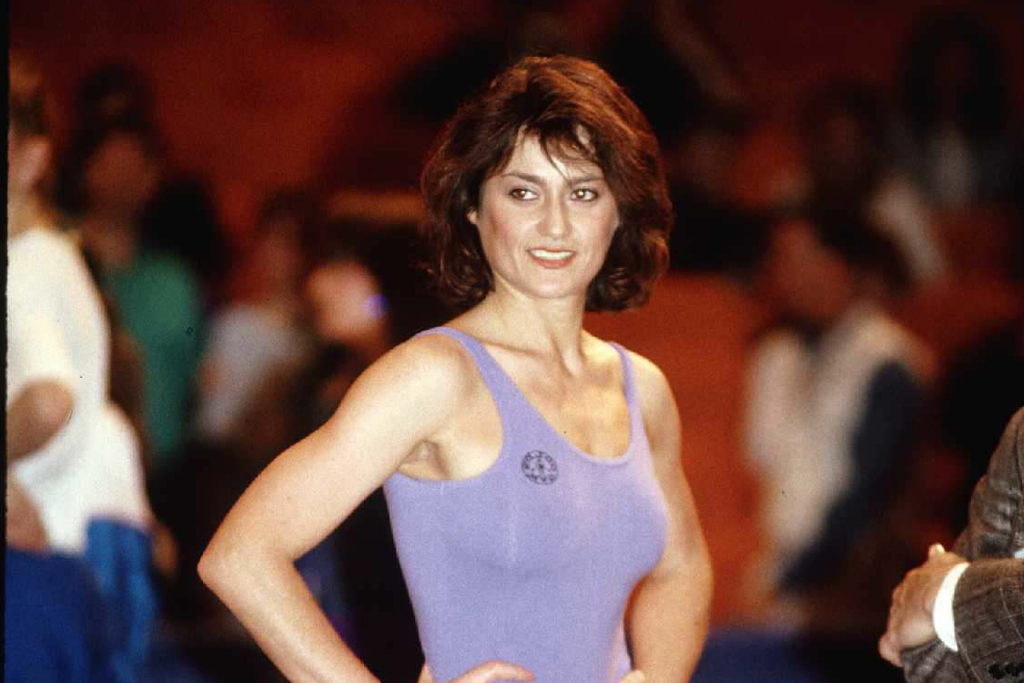 nadia comaneci before passing of alexandra stefu