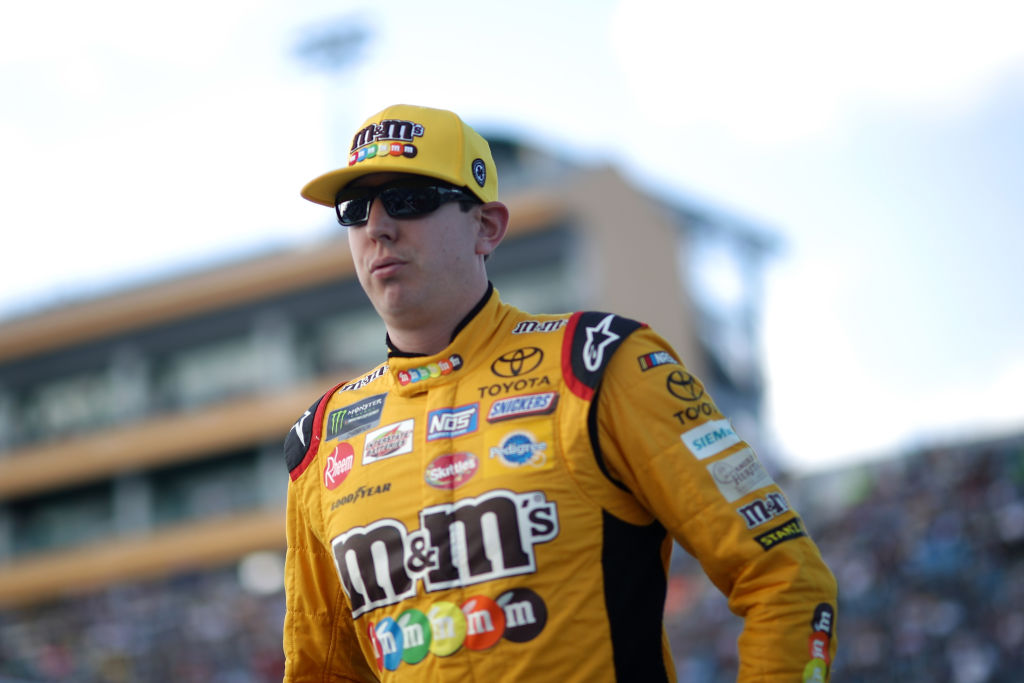 kyle busch nascar greatest all time