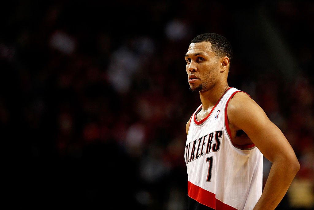 brandon roy retired nba career trailblazers high school coach