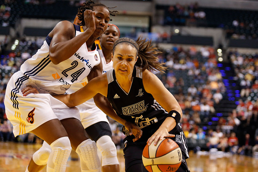 becky hammon female sports pioneer wnba nba spurs