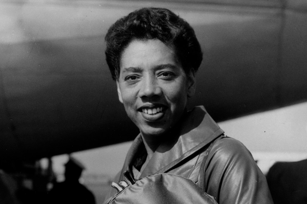 althea gibson female sports pioneer in tennis and golf