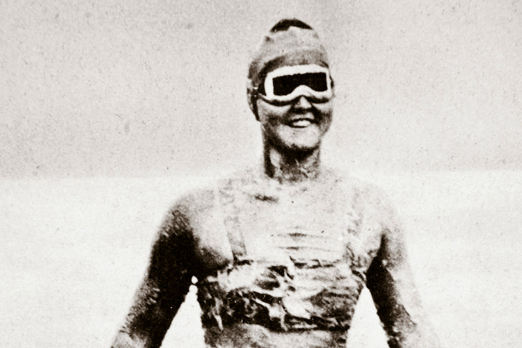gertrude ederle female sports pioneer swimming