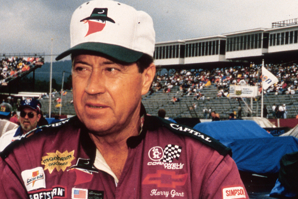 harry gant nascar greatest driver ever