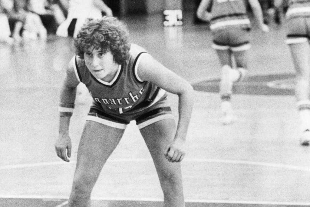 nancy lieberman female athlete pioneer wnba nba united states basketball