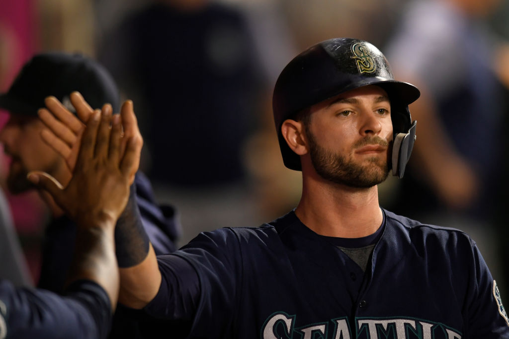 mitch haniger seattle mariners war best mlb players