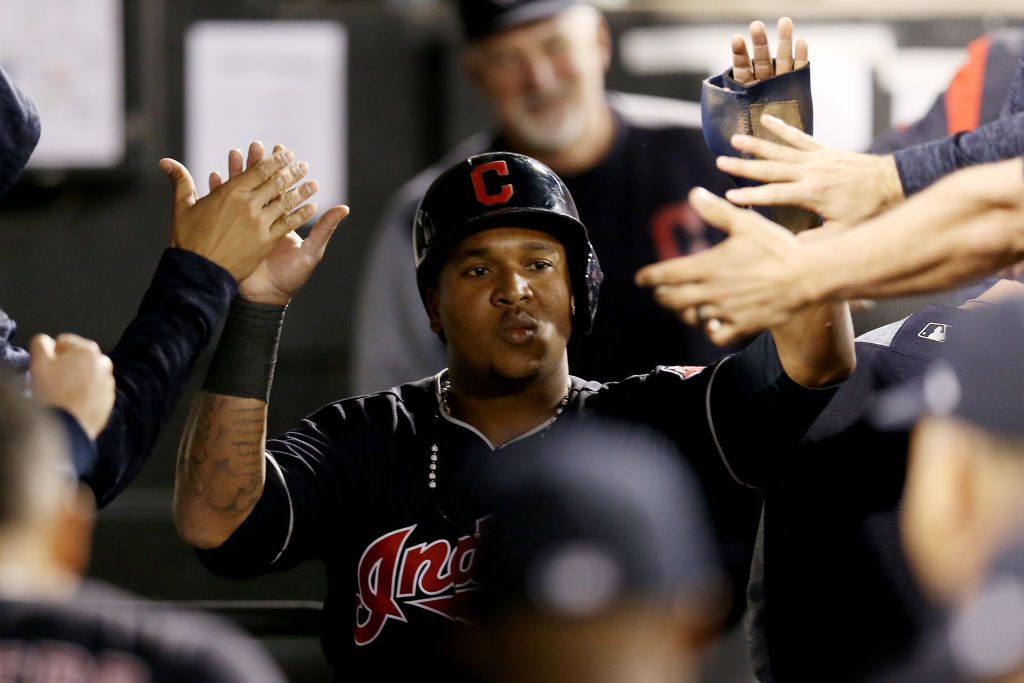 jose ramirez cleveland indians war best mlb players