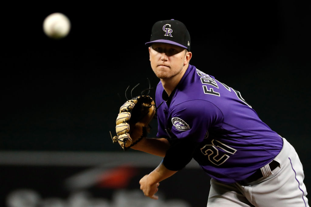 kyle freeland colorado rockies WAR best mlb players