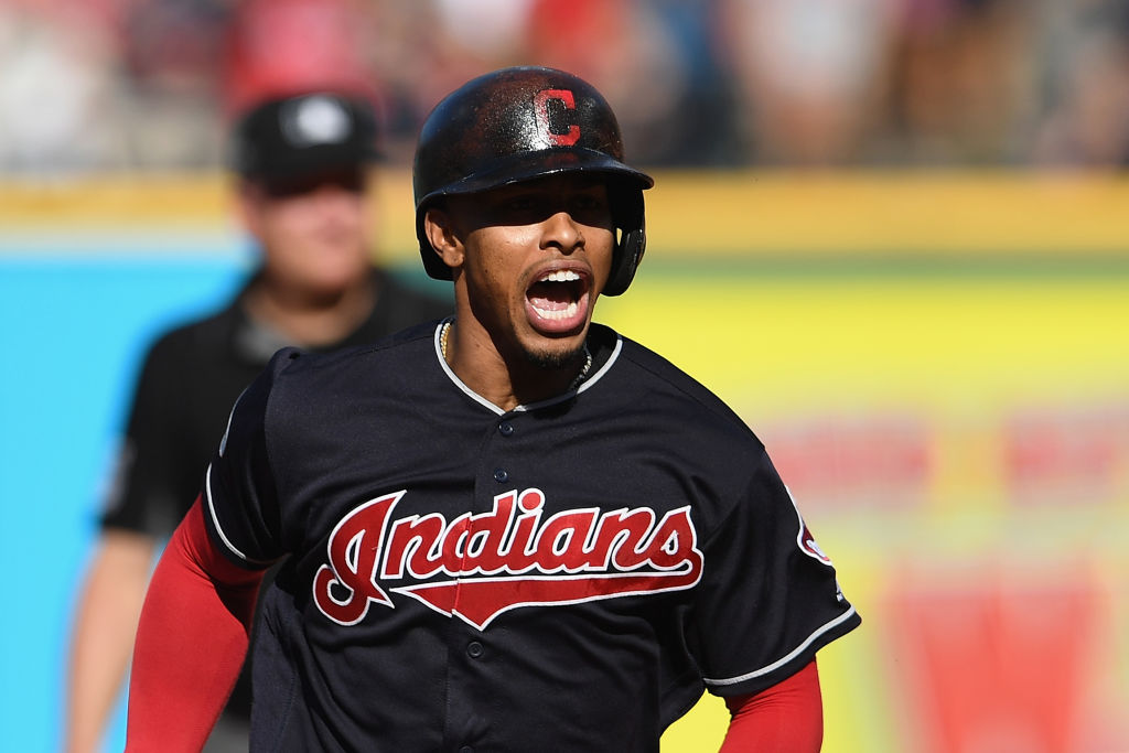 francisco Lindor cleveland indians war best mlb players