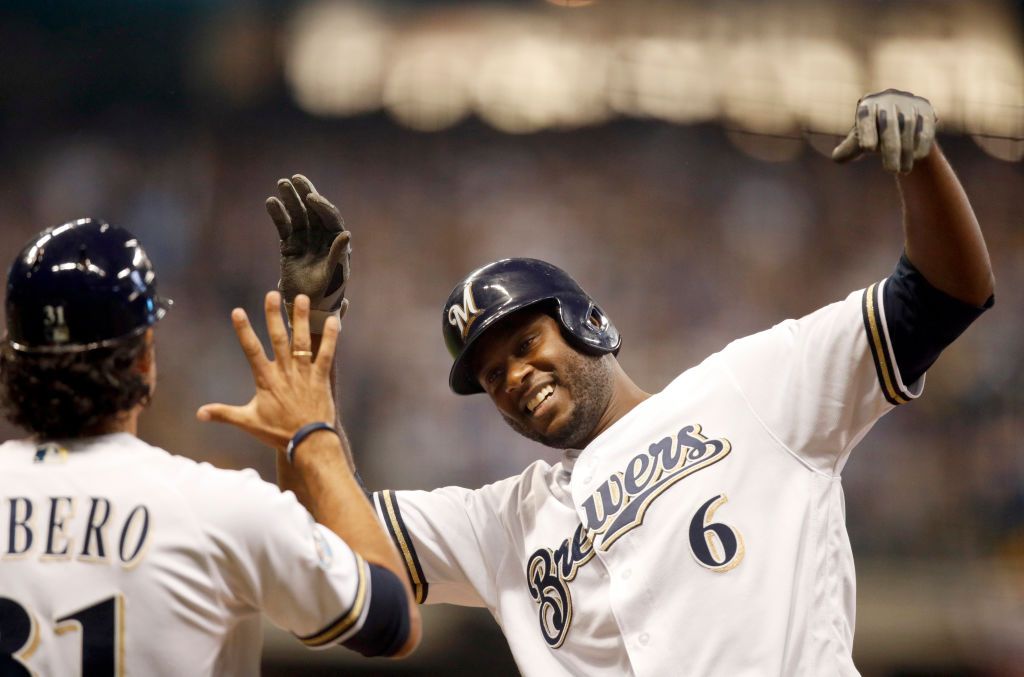 lorenzo cain milwaukee brewers war best mlb players