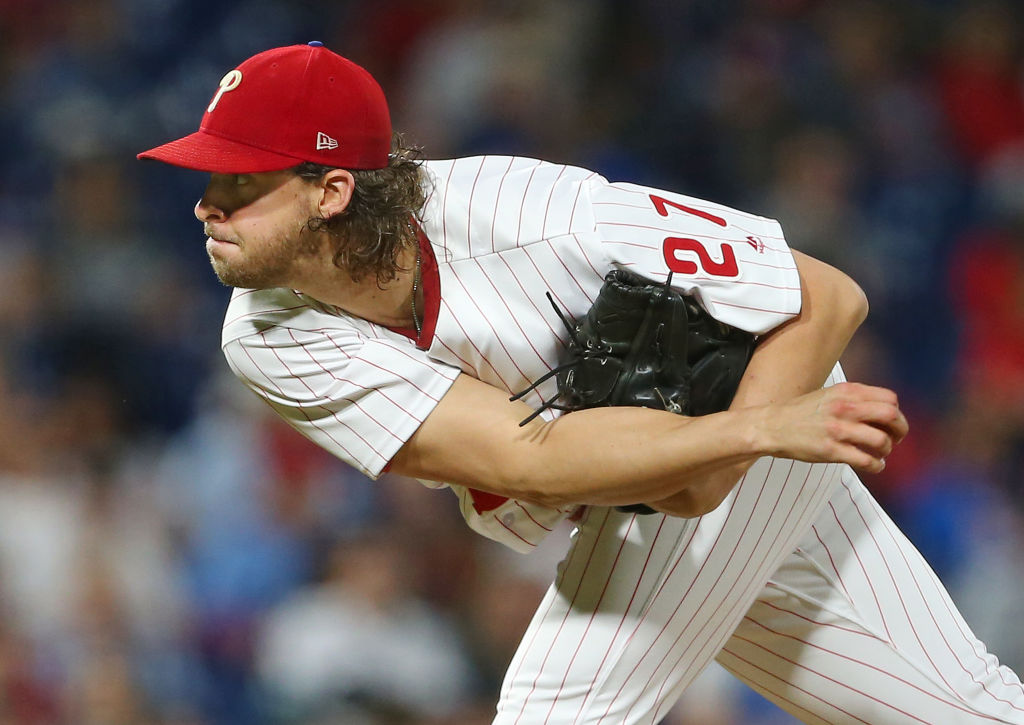 aaron nola phillies WAR mlb best players