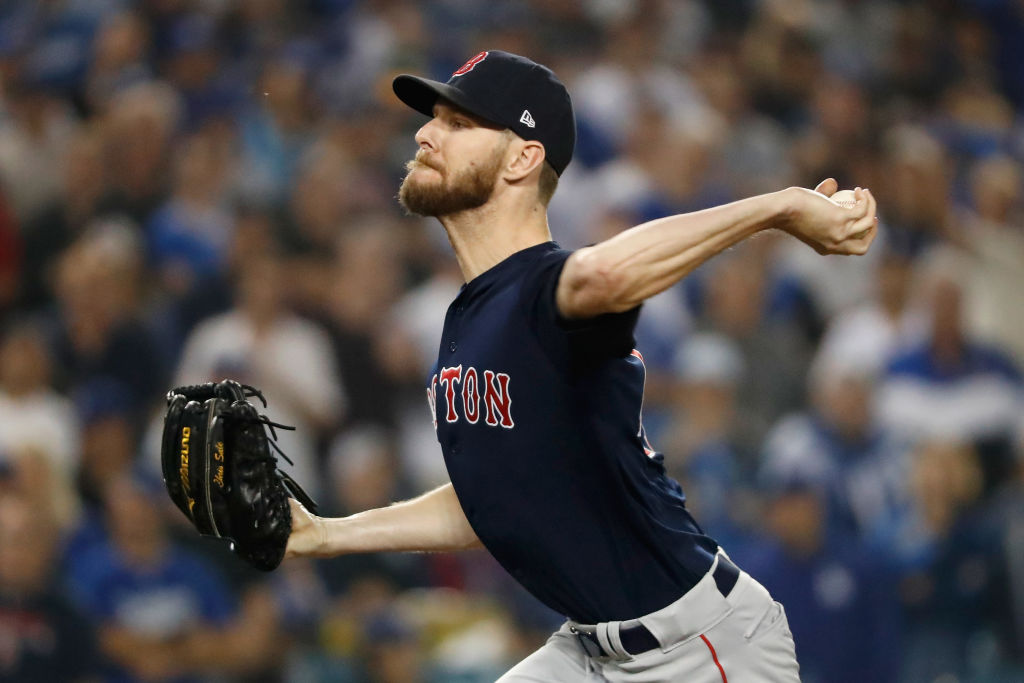 chris sale WAR mlb boston red sox best players mlb