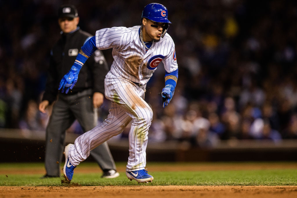 javier baez war mlb best players chicago cubs