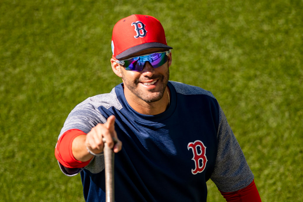 jd martinez boston red sox mlb war best players