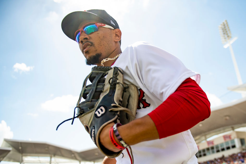 mookie betts war red sox best player mlb
