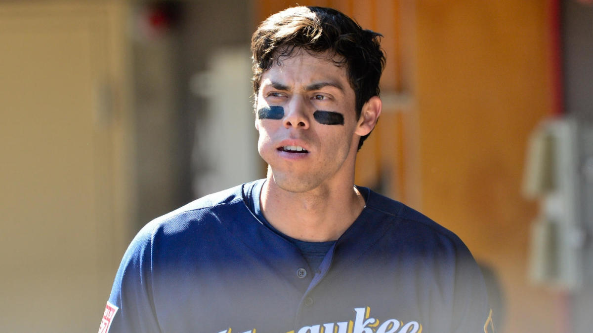christian yelich milwaukee brewers best mlb players war