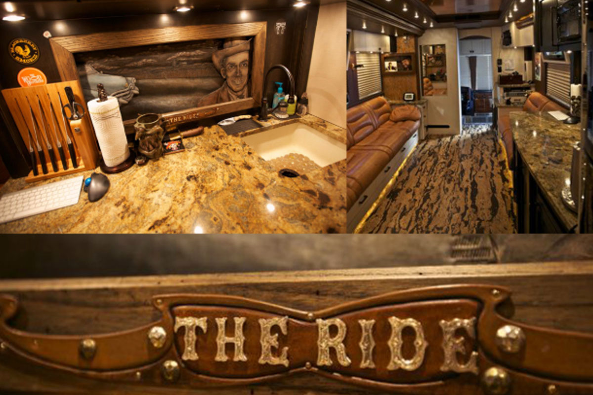 zac brown band bus