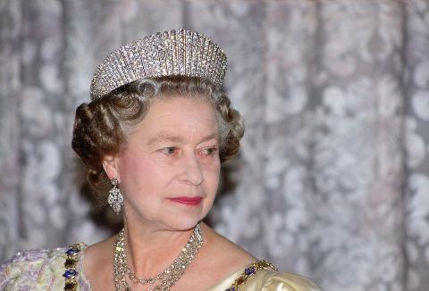 Queen Icelandic State Banquet