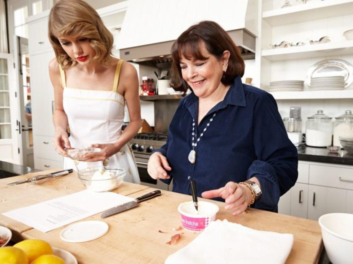 Taylor and Ina