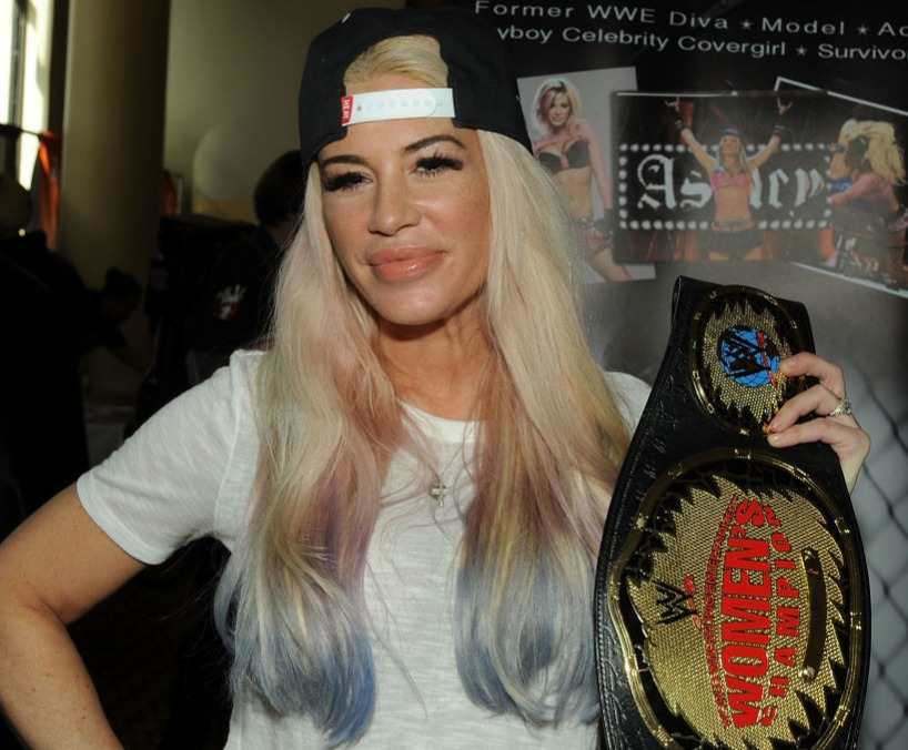 ashley massaro incredible wwe divas