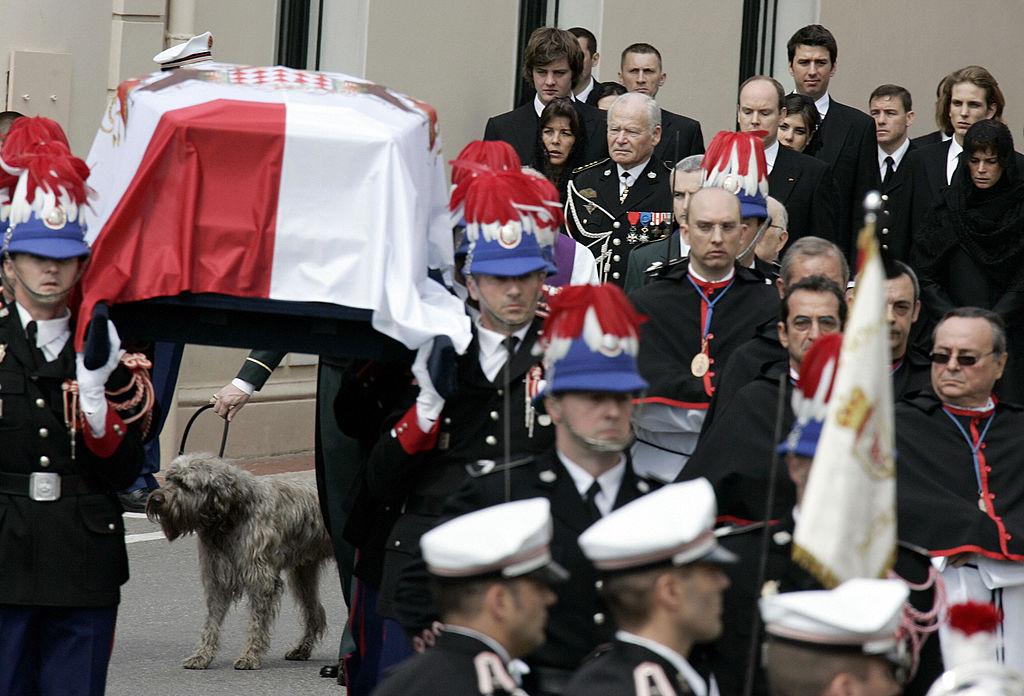 rainier funeral