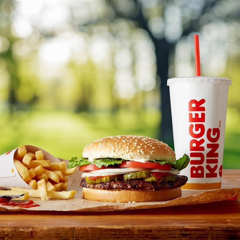 a burger king whopper