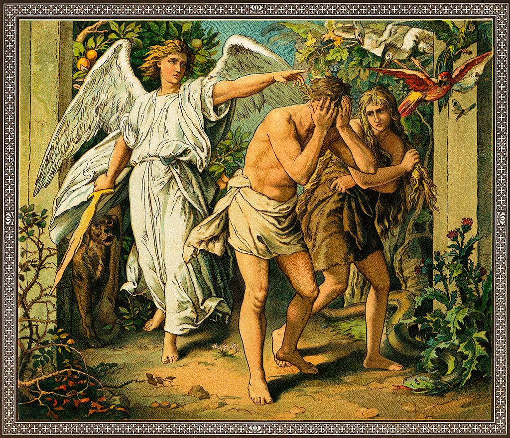 No Apple In the Garden of Eden -170987915