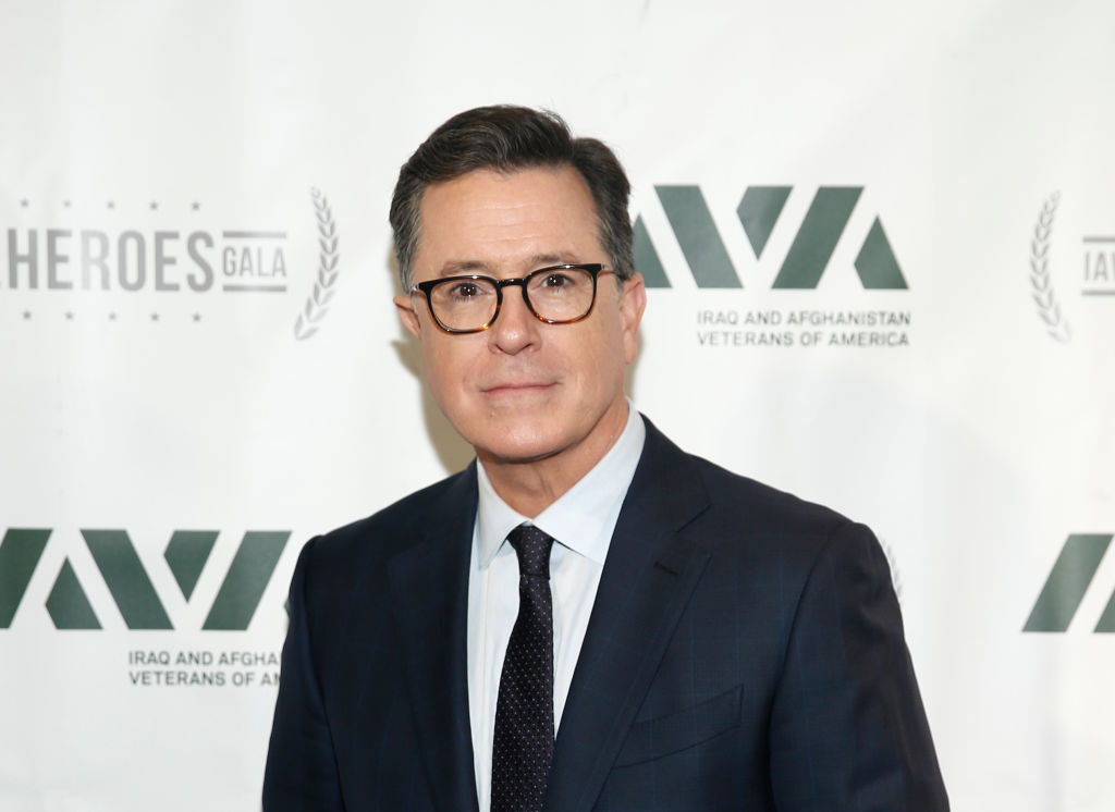 Special guest Stephen Colbert attends IAVA 12th Annual Heroes Gala