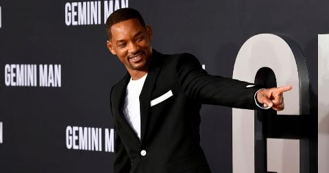 Will Smith attends premiere Of 'Gemini Man' on October 06, 2019