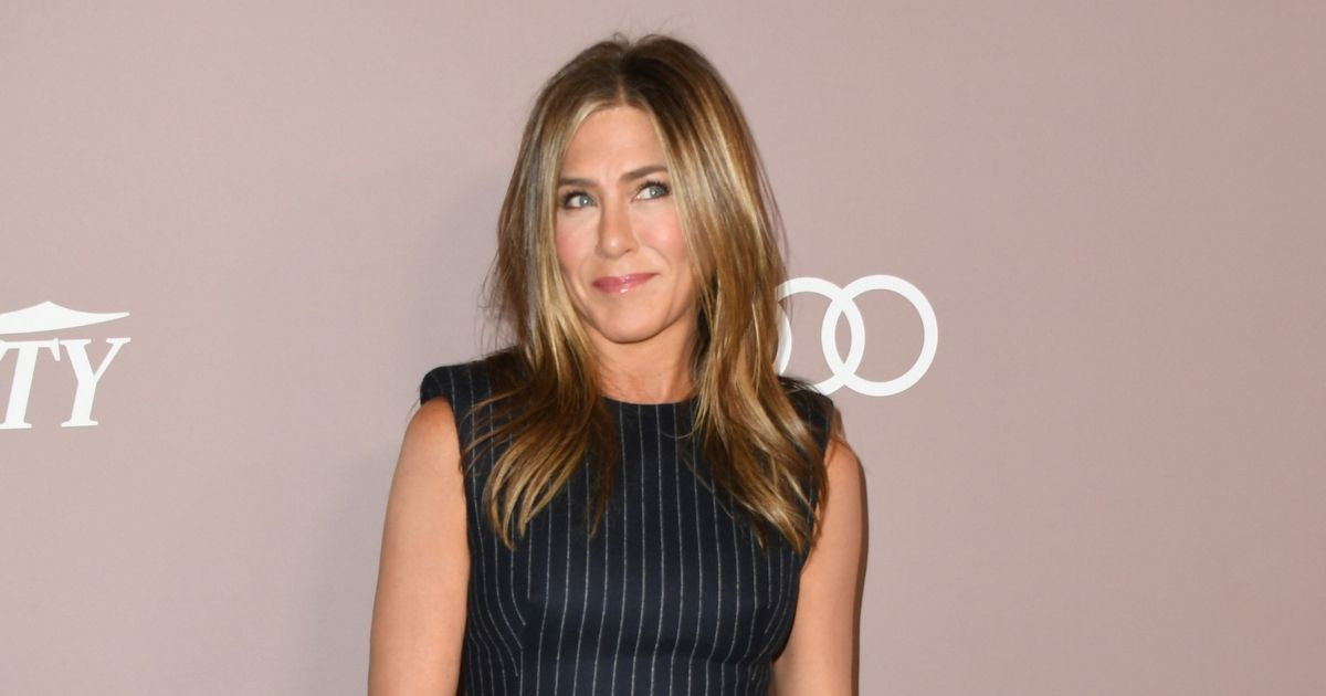 Jennifer Aniston attends Variety's 2019 Power Of Women