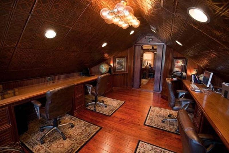 hidden office space