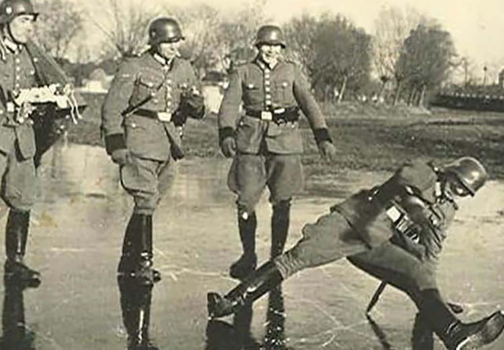Nazi dancing