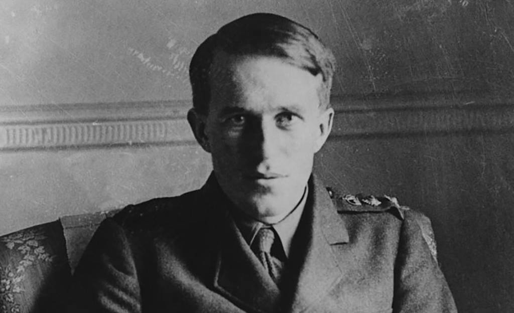 Picture of T.E. Lawrence
