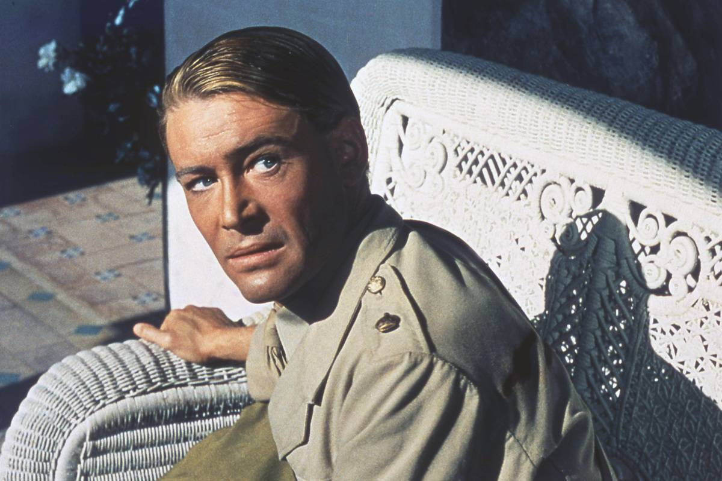 O'Toole as Lawrence