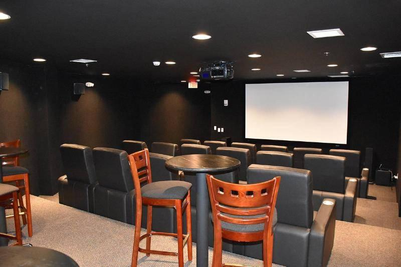 A Movie Theater