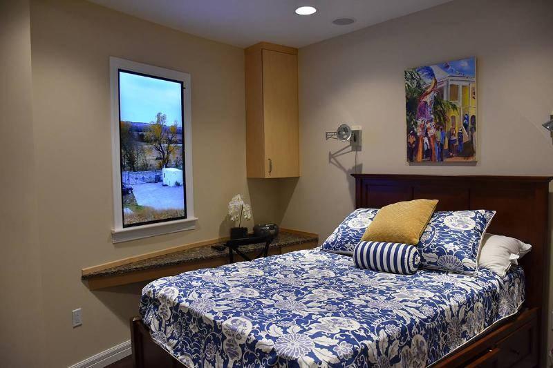 A Practical Bedroom