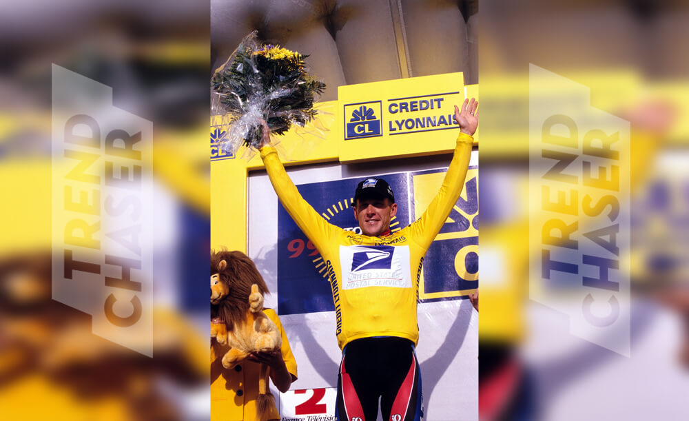 "Not The ""New Greg LeMond,"" The ""First Lance Armstrong"""