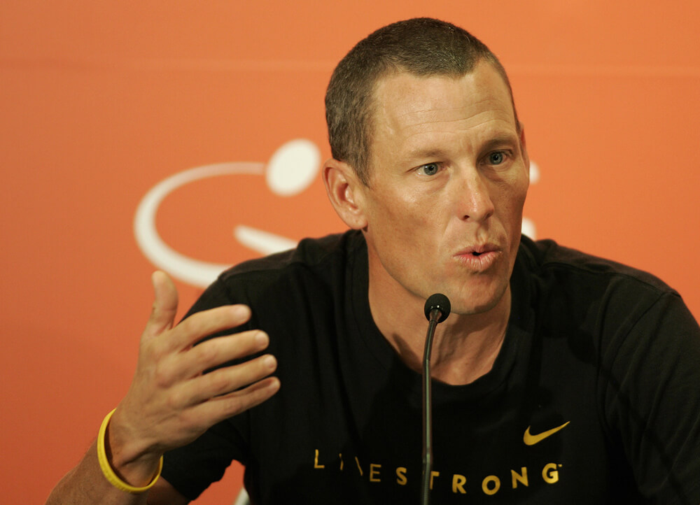 "Lance Armstrong Referred To The Claims As A ""Witch Hunt"""