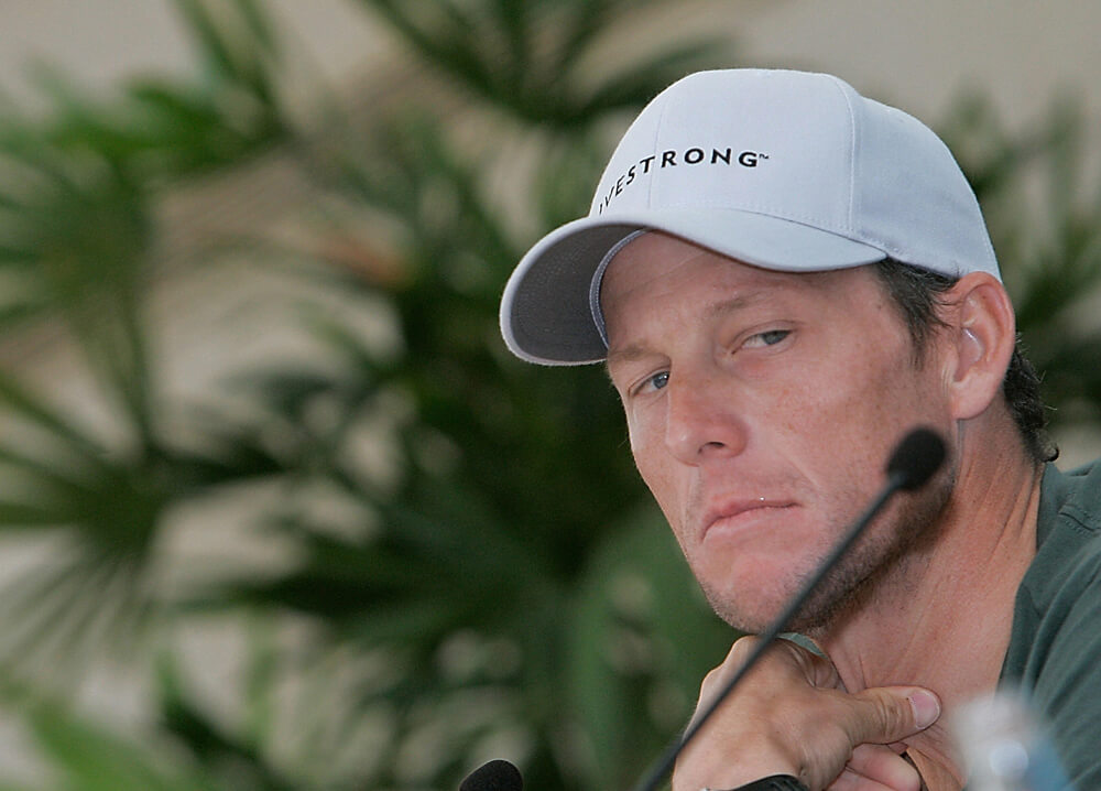 Armstrong's Continued Denial Only Made Him More Suspect