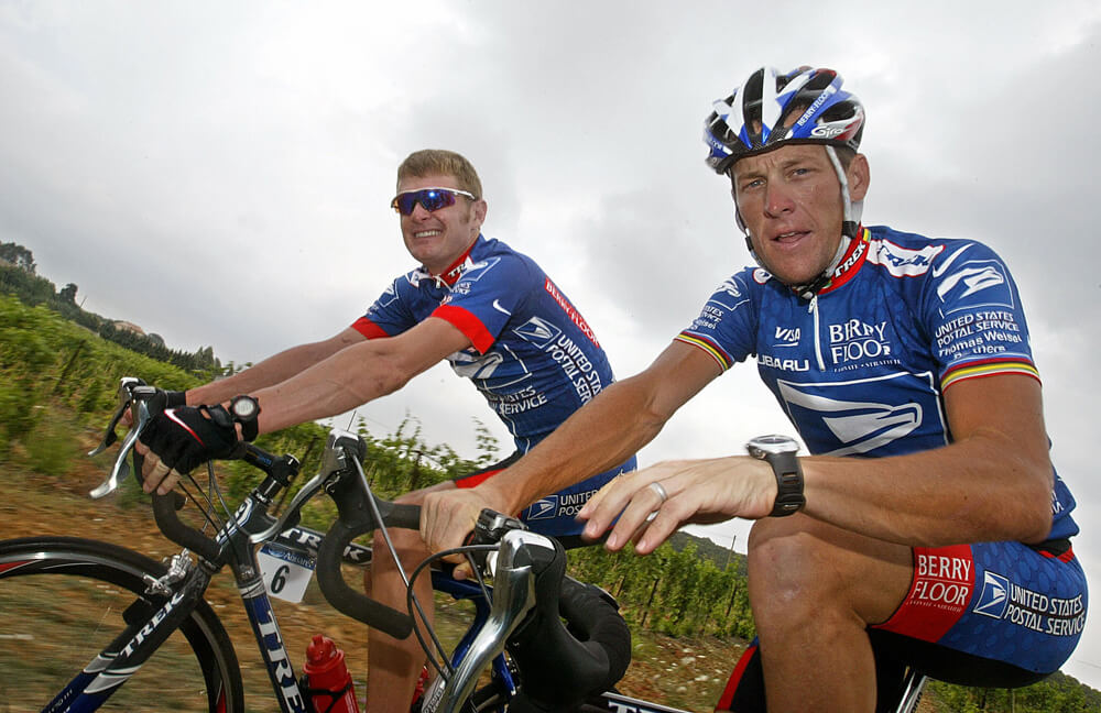 A Former Teammate Even Said That Armstrong Was Guilty