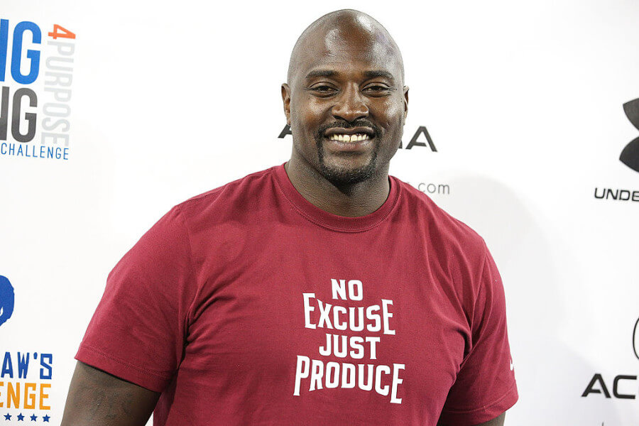 Marcellus Wiley's Career Goes Off The Field